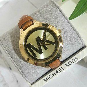 NWT Michael Kors Runway Watch MK2326